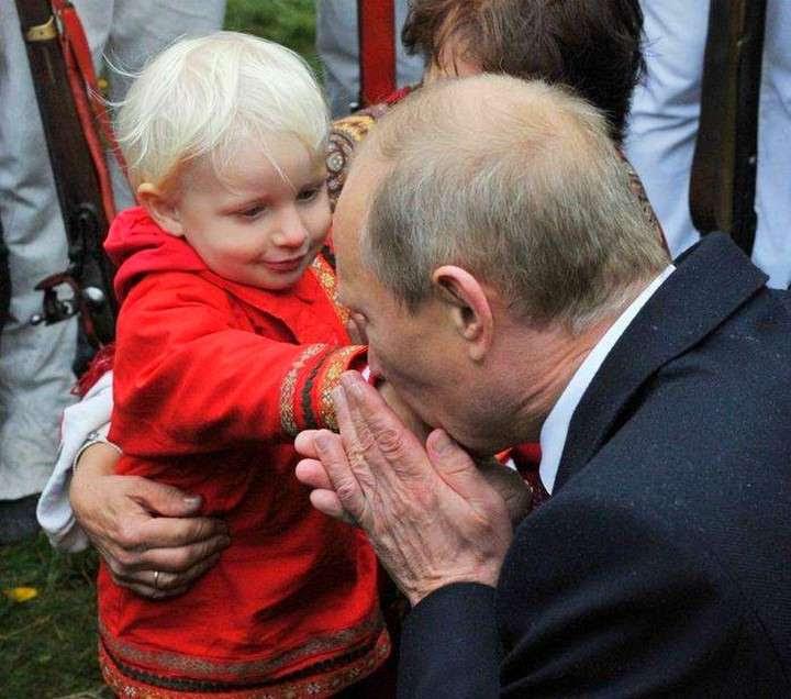 Владимир Путин – человек, гражданин, воин и Президент
