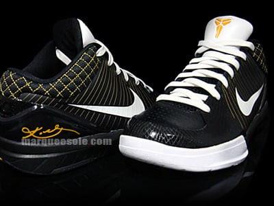 Kobe Bryant's latest signature shoe, the Nike