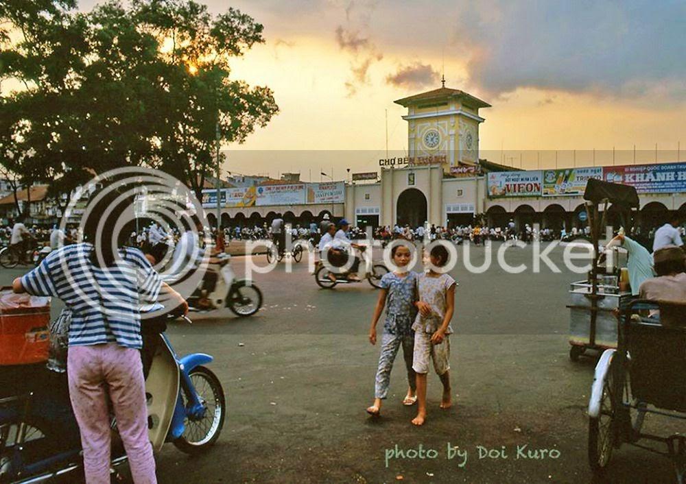 Image result for chợ bến thành cũ