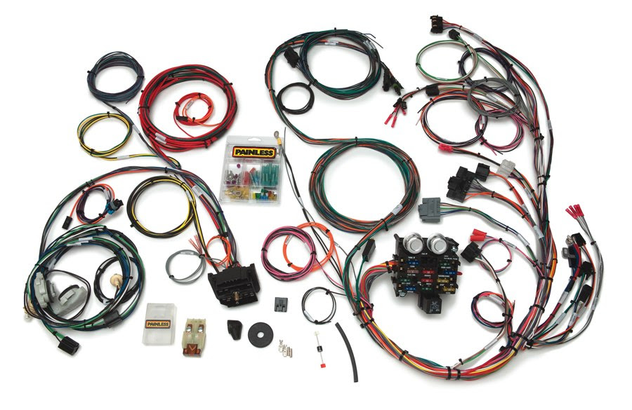 Wiring Harnes For 1995 Jeep Wrangler