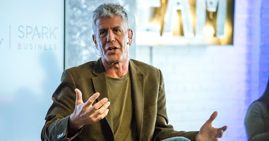 Anthony Bourdain's Most Vital Travel Advice Will Save You a Headache
