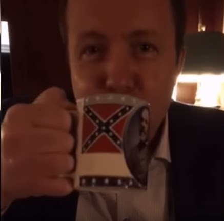 Neo-Confederate Extremist @CoreyStewartVA Heads South to Campaign for Sexual Predator #RoyMooreChildMolestor...