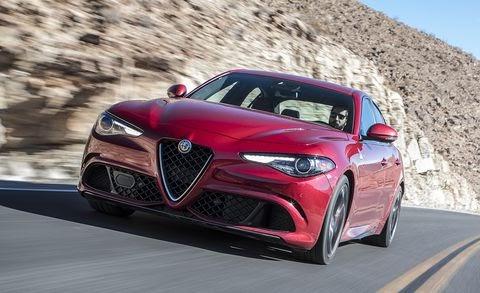 Alfa Romeo Giulia Check Engine Light