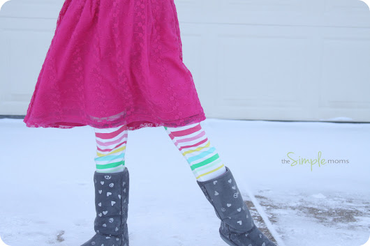 bringing color to snow :: my fab kids pick! {#springfashion}