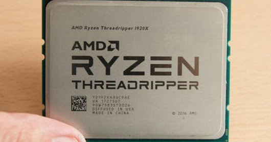 AMD Ryzen Threadripper: The Fascinating Story Behind The Processor That Beat Intel