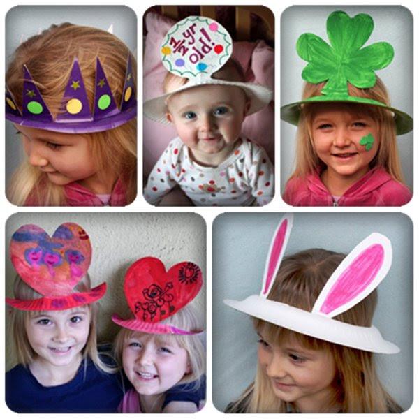 Sombreros-de-Cumpleaños