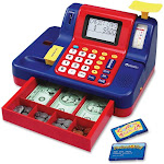 Learning Resources LRNLER2690 Teaching Cash Register