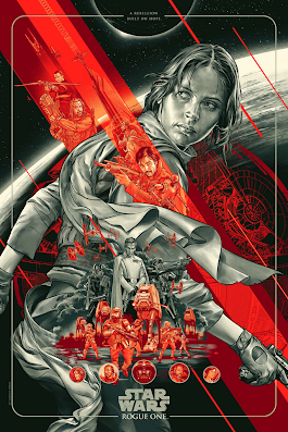 STAR WARS: Rogue One by Martin Ansin is Now Available!