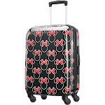 """American Tourister - Disney 23"""" Spinner - Minnie Mouse Red Bow"""