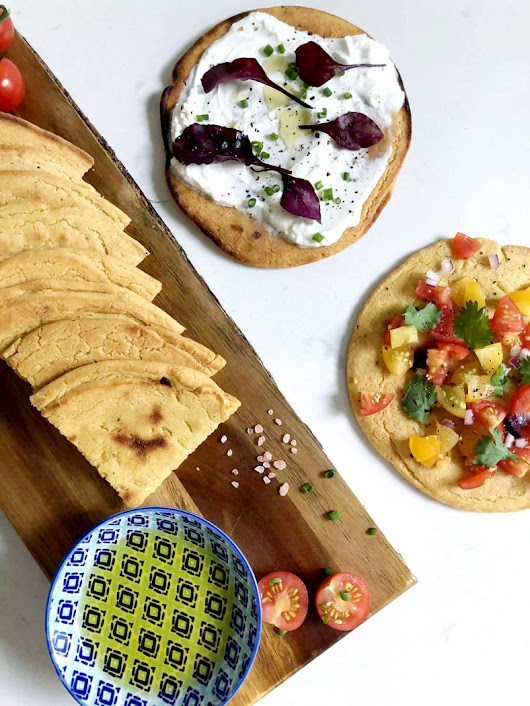Socca Flatbreads - Emma Eats & Explores