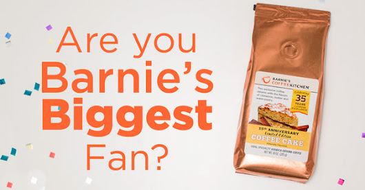 Are you Barnie's Biggest Fan?