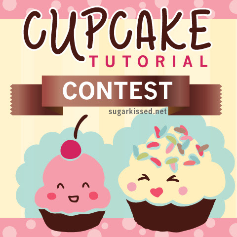 Cupcake Tutorial Contest
