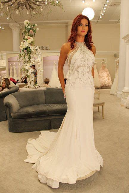 Season 14 Featured Dress: Mark Zunino. Halter top w