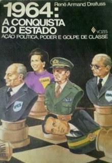 """""""1964: A Conquista do Estado"""", de René Dreifuss (Foto: Reprodução)"""