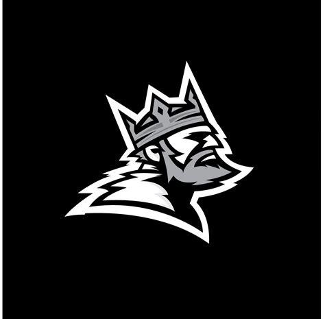 viking king esports logo kaapodesigns youtube
