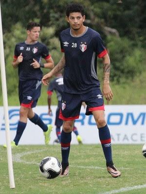 Felipe Alves Joinville (Foto: João Lucas Cardoso/JEC)