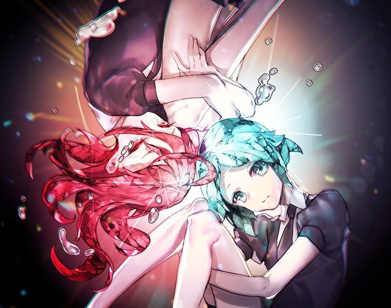 Land Of The Lustrous Anime Wallpaper