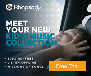 Free Trial of Rhapsody
