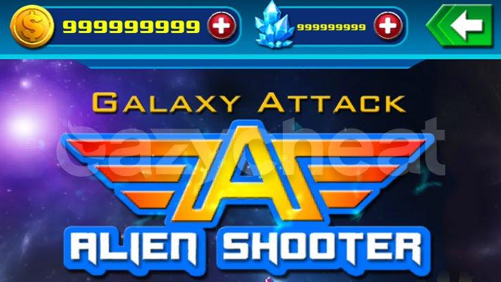 Galaxy Attack: Alien Shooter v4.0