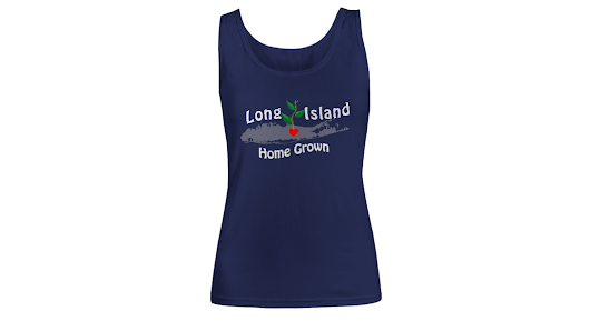 Women's Tank Long Island Home Grown