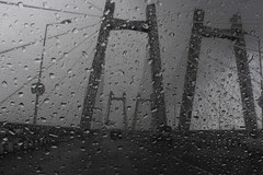The Bandra Worli Sea Link in the Rains by firoze shakir photographerno1