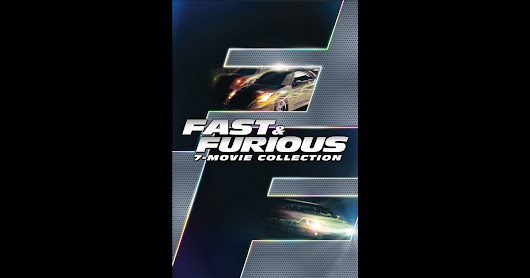 Fast & Furious 7 Movie Collection - A Film Collection on iTunes