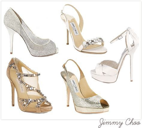 Designer Bridal Shoes   OneFabDay.com