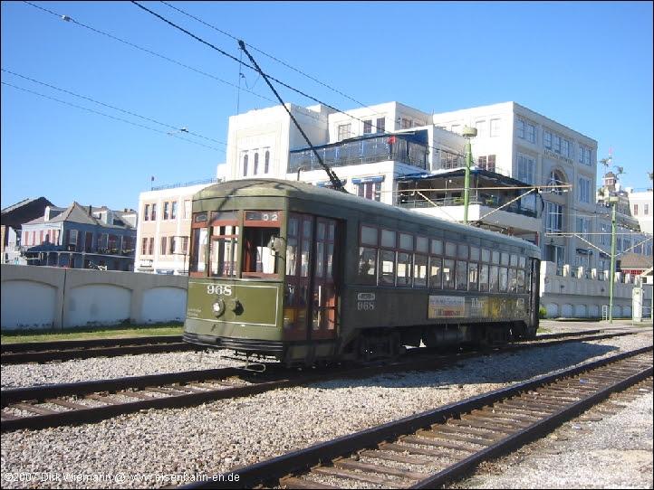 Streetcar 968
