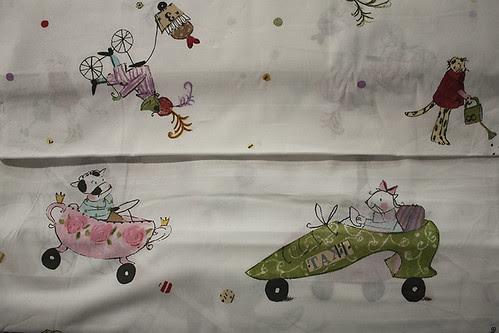 Ikea Fabler fabric