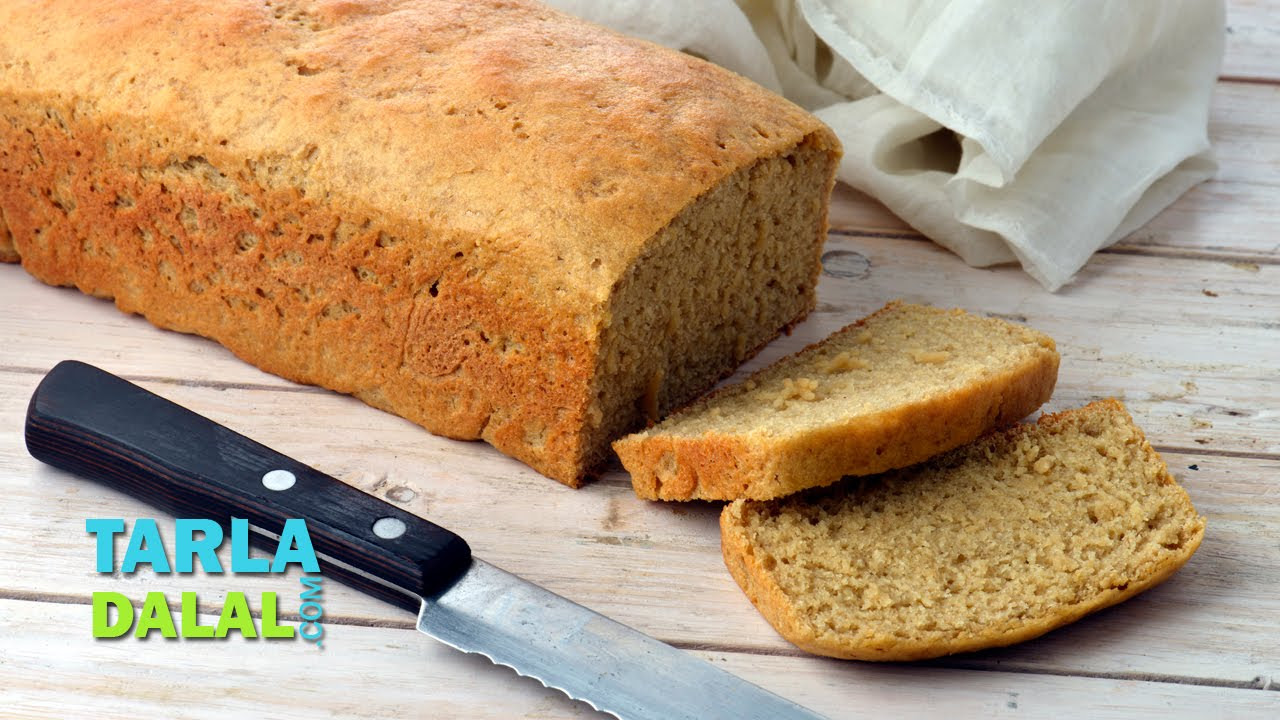Whole Wheat Bread, Whole Wheat Bread Loaf Using Instant ...