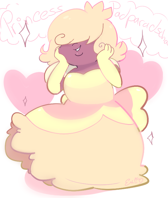shes a beautiful magical princess and shes trying her best (really tho she looks so much like a princess!! i love her)