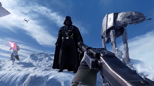The Star Wars Battlefront beta has been extended
