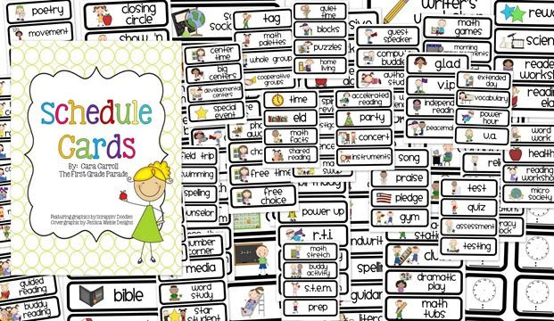 1000+ images about SLP Visual Schedule Freebies on Pinterest ...