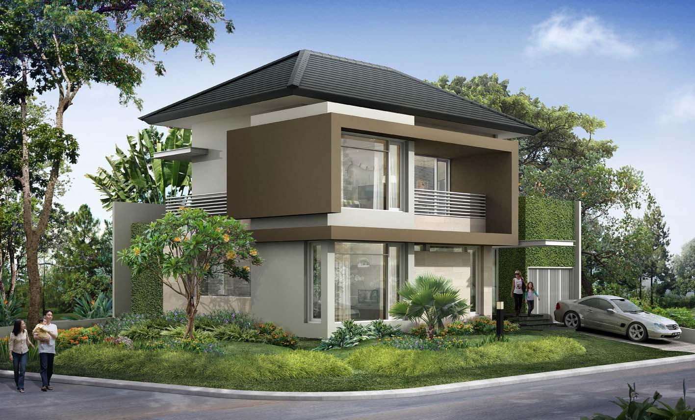 218 Contoh Desain Rumah Minimalis 2 Lantai Hook Gambar Rumah Idaman