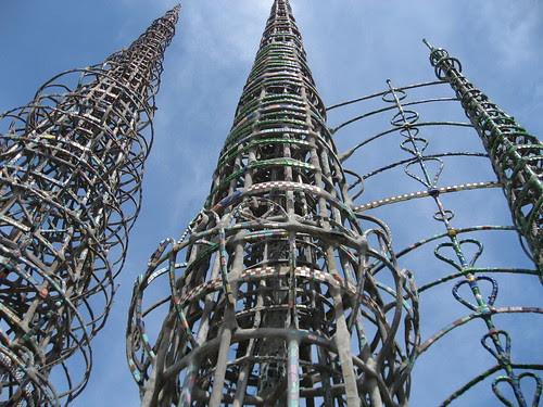 Towers of Simon Rodia