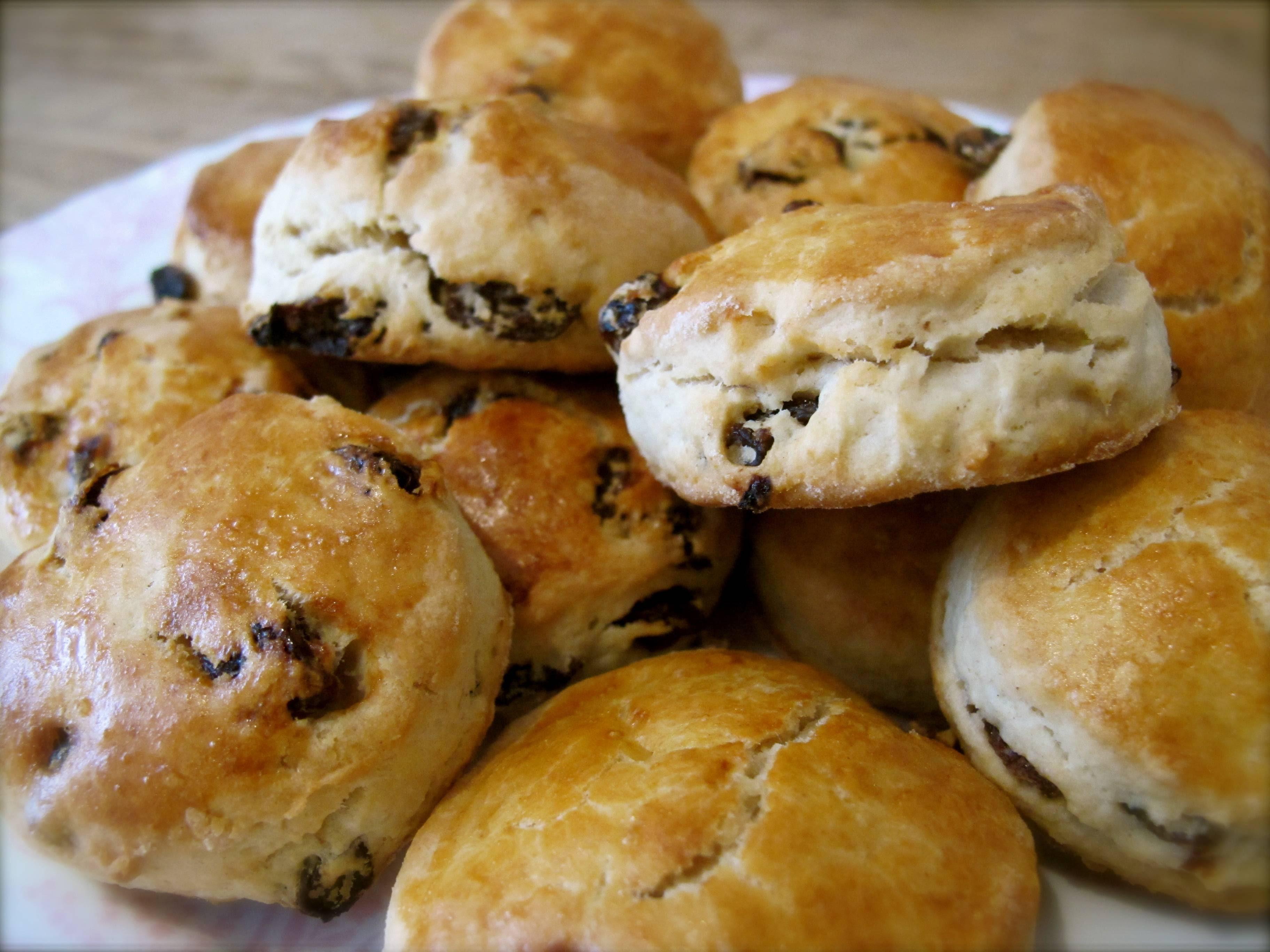 Freshly Baked English Scones!