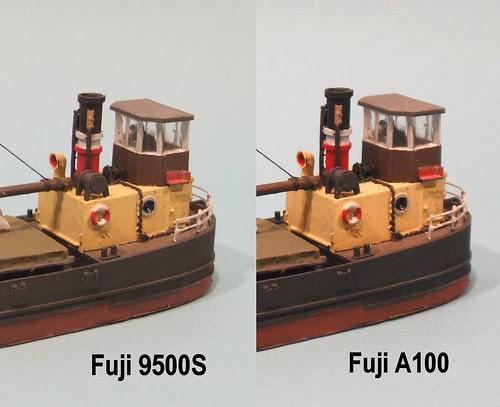 Puffer comparison