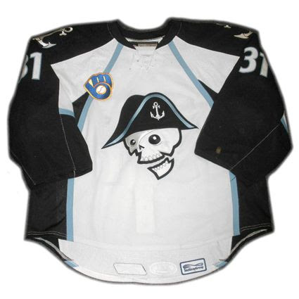 Milwaukee Admirals jersey
