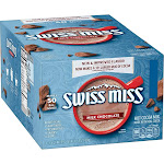 Swiss Miss Milk Chocolate Hot Cocoa Mix Packets (50 Count)