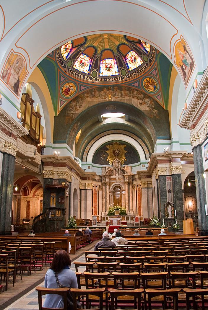 St Aloysius RC Church, Glasgow