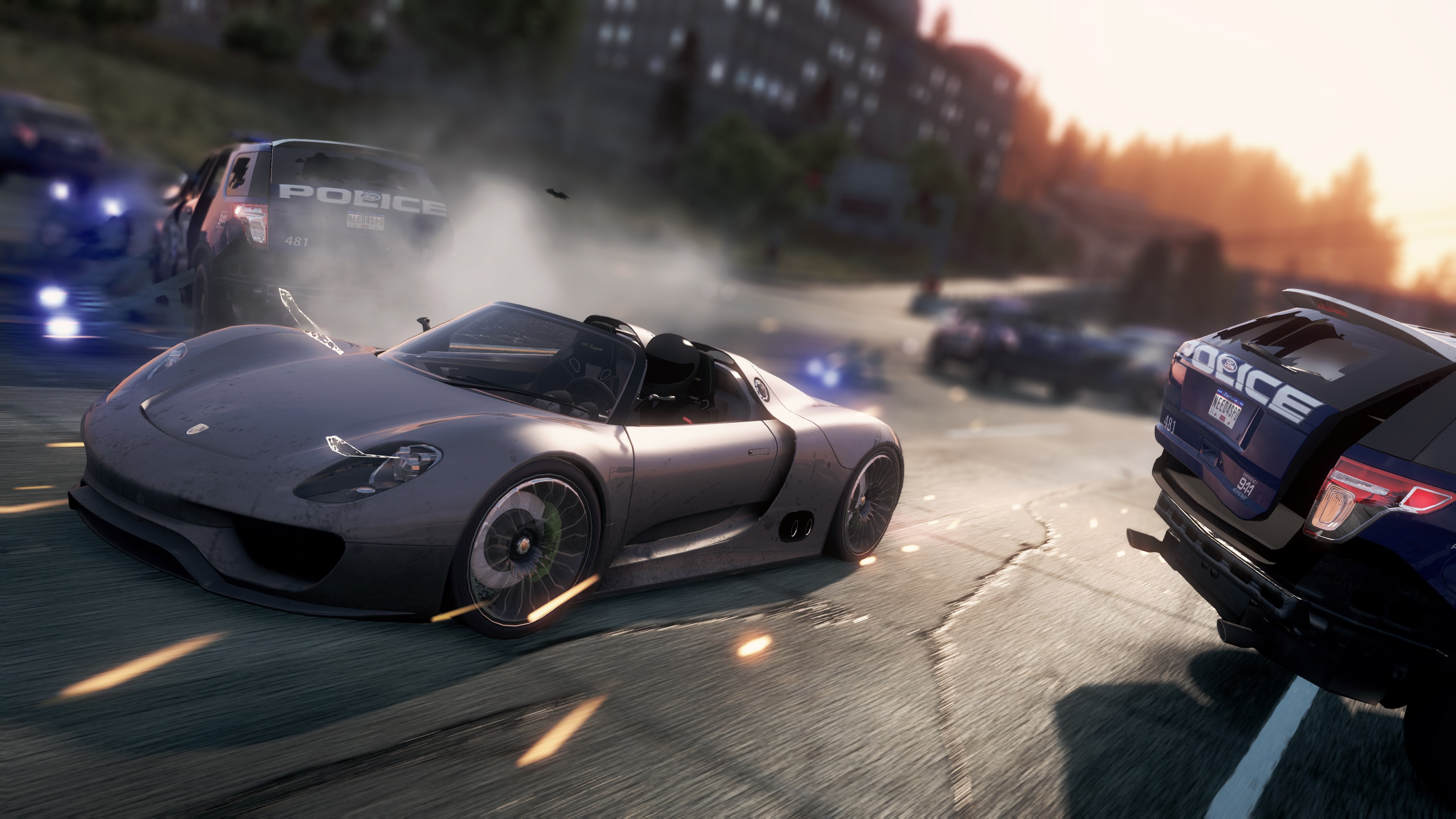 Need For Speed Most Wanted 2012 4k Ultra Hd Wallpaper High