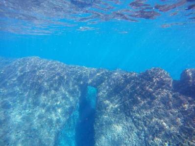 Paleopolis sous mer