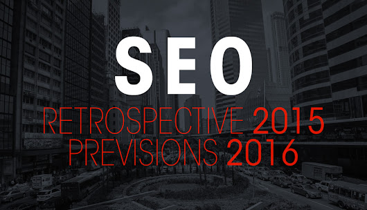 [Infographie] SEO Best Of 2015 & défis 2016 | L'Agence Web