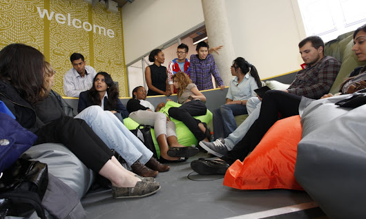 All together now: how to build a social campus | Higher Education Network | The Guardian