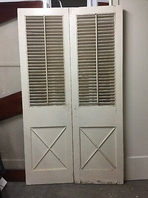 Antique French Shutters Zeppyio