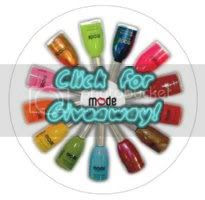 Mode Cosmetics Giveaway Button