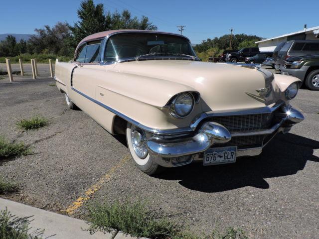 1956 cadillac coupe deville 2 door hardtop 56 rat rod low ...