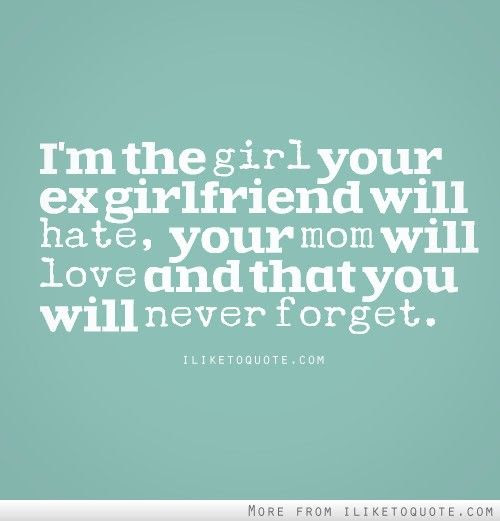 Quotes For Ex Boyfriend And His New Girlfriend