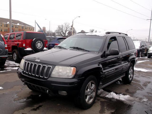 Used 2003 Jeep Grand Cherokee for Sale in Bethany OK 73008 Import Motors