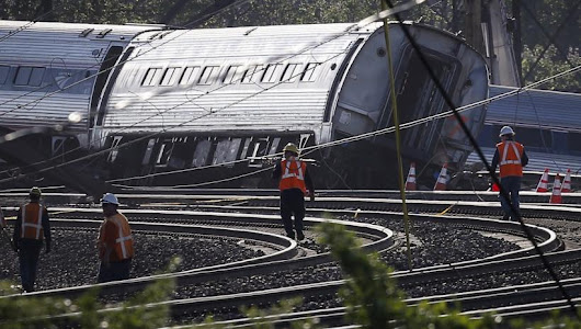 Amtrak's Failure to Gain Wireless Spectrum Rights Stymied Safety Technology